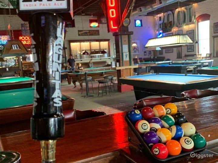Buffalo Billiards Pool Hall Photo 2