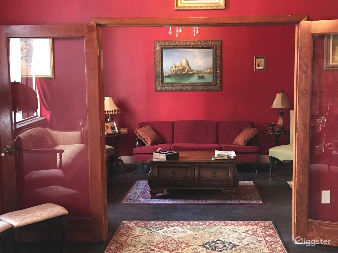Victorian lounge