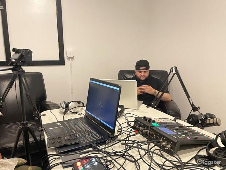 Podcast Room Photo 5