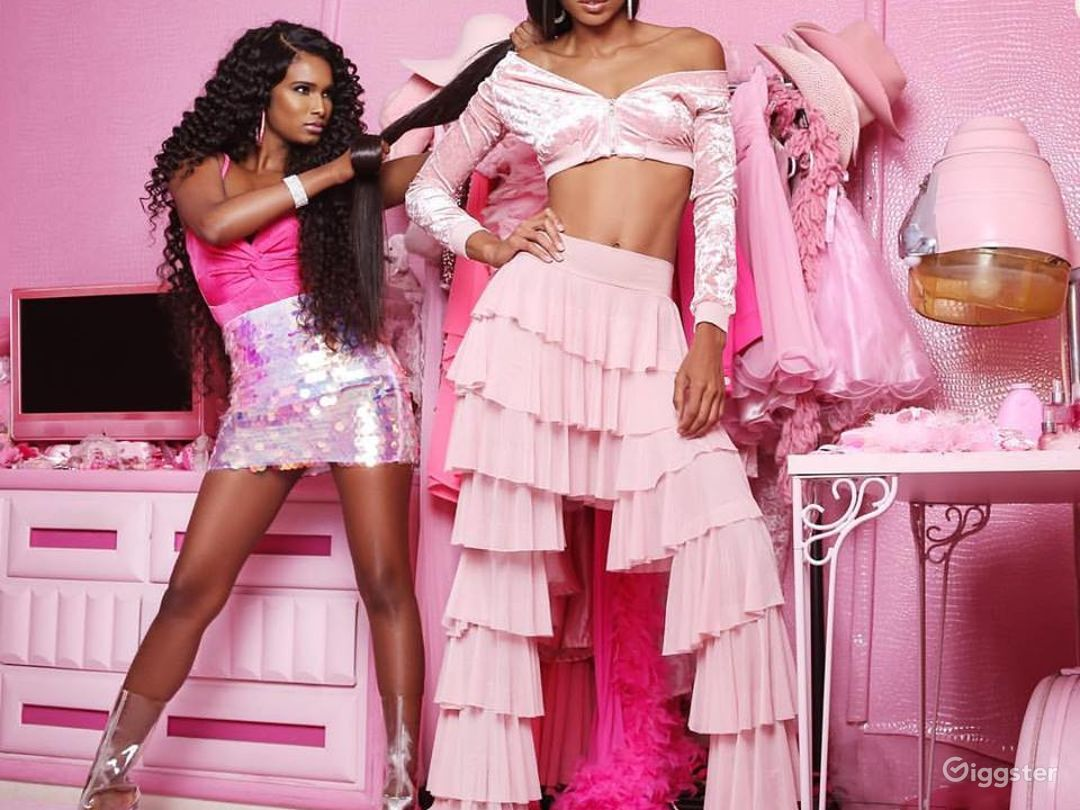 I Wear Glam (Pink Friday Campaign )