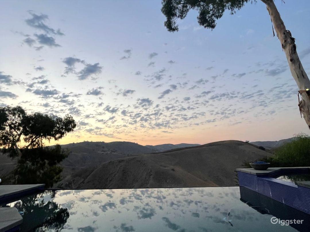 Mountain Infinity Edge Pool Views Photo 1