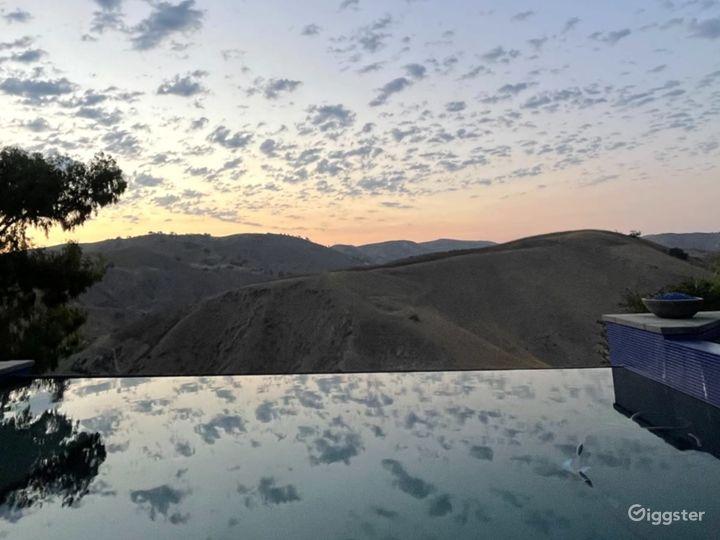 Mountain Infinity Edge Pool Views Photo 4