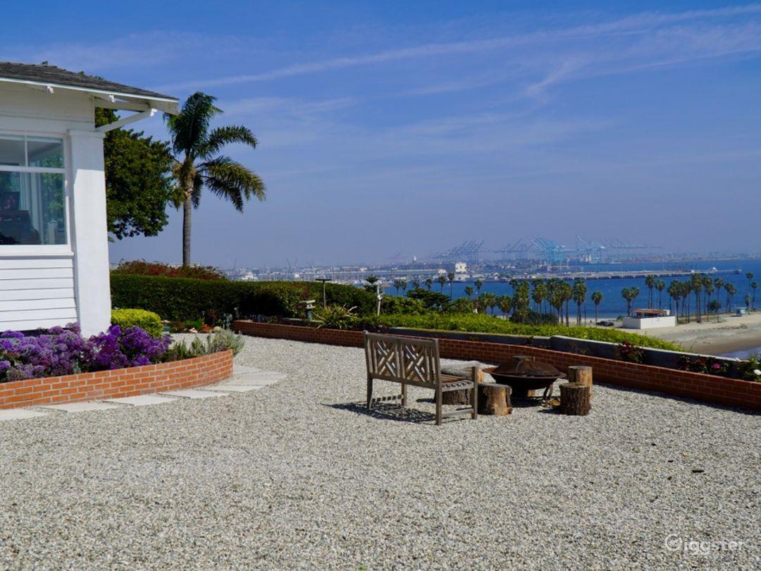 1914 Craftsman with Full Ocean View