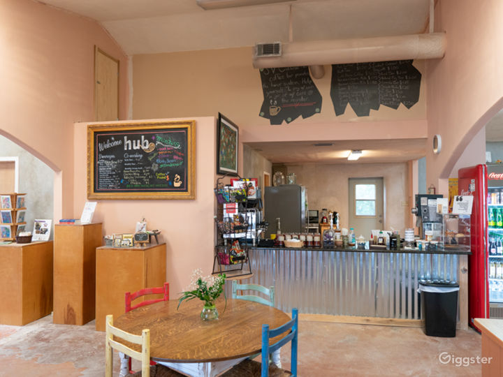 Coffee/Snack Bar