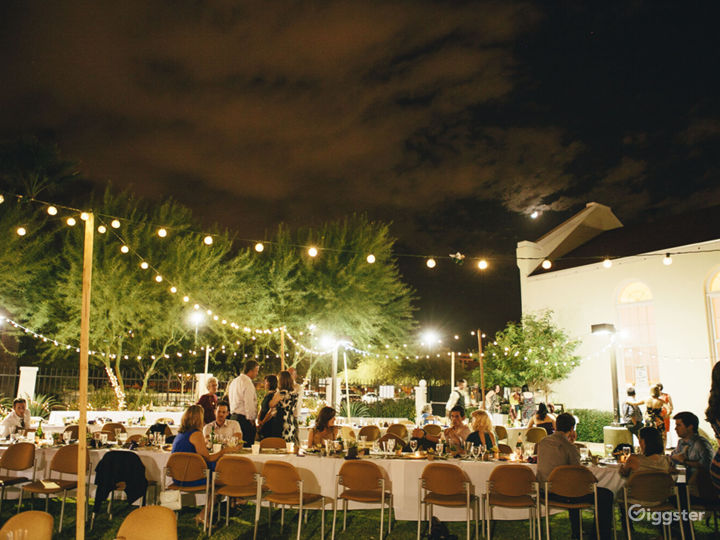 Delightful Wedding Venue At The Garden Photo 4