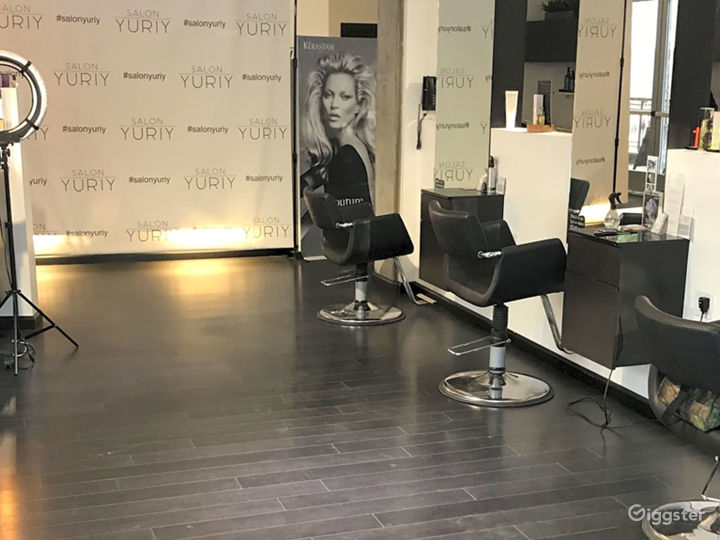 Modern Beauty Salon in Pasadena Photo 4