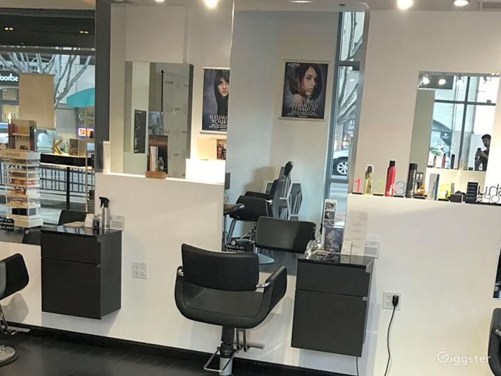 Modern Beauty Salon in Pasadena Photo 5