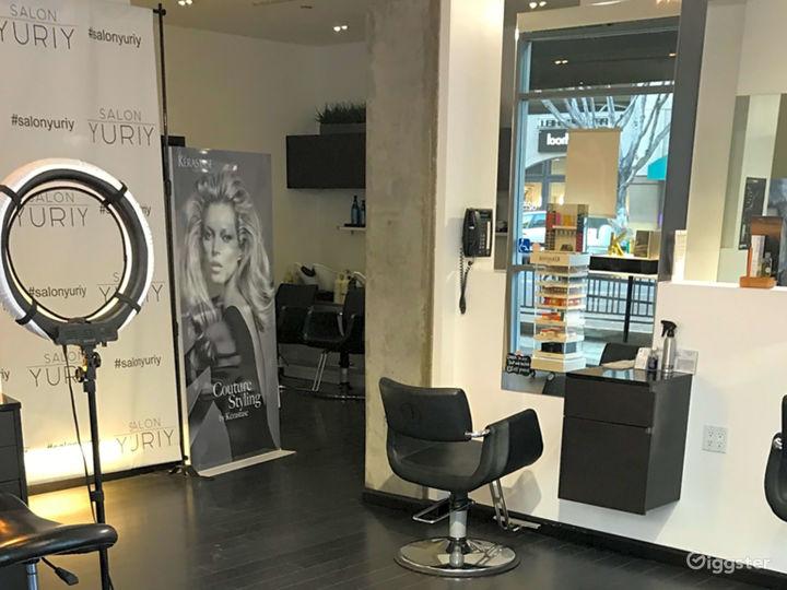 Modern Beauty Salon in Pasadena Photo 3