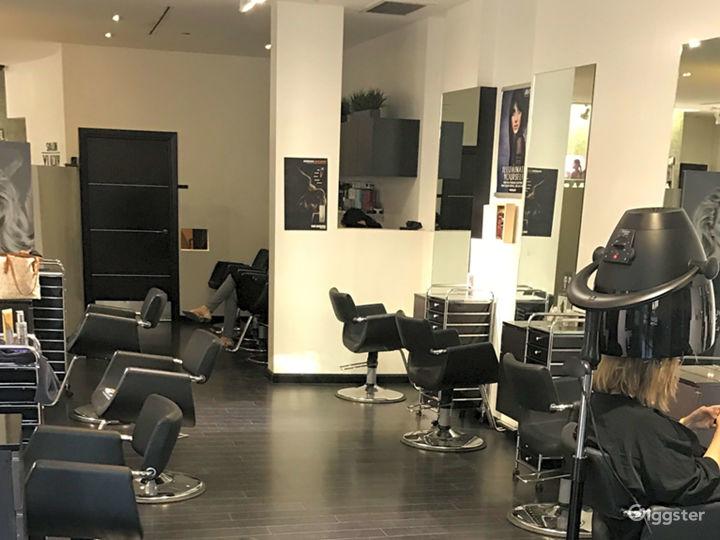 Modern Beauty Salon in Pasadena Photo 2
