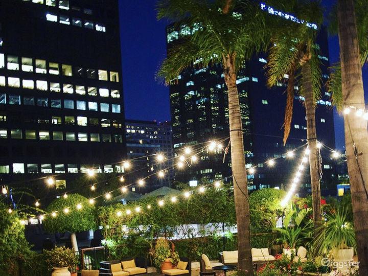 Rooftop Restaurant Event Venue in DTLA Photo 2