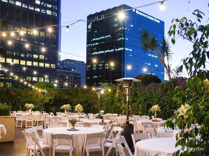 Rooftop Restaurant Event Venue in DTLA Photo 4