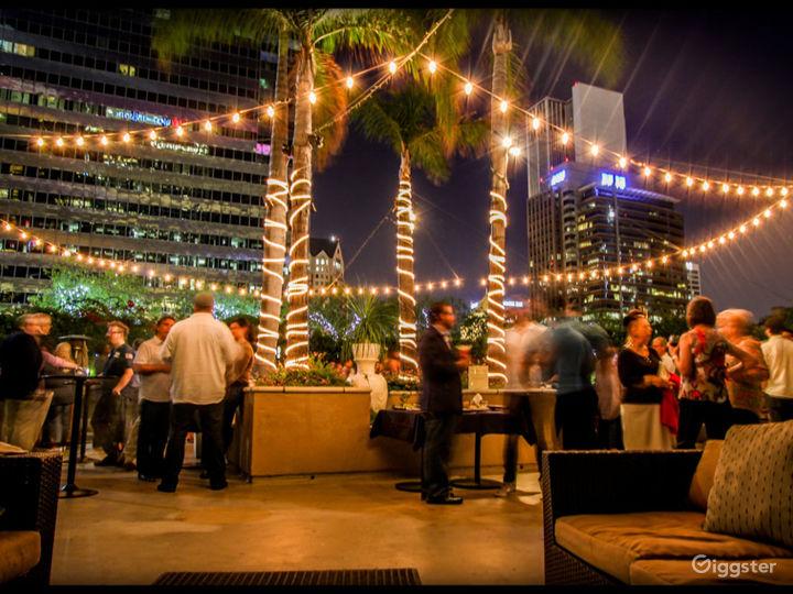 Rooftop Restaurant Event Venue in DTLA Photo 3