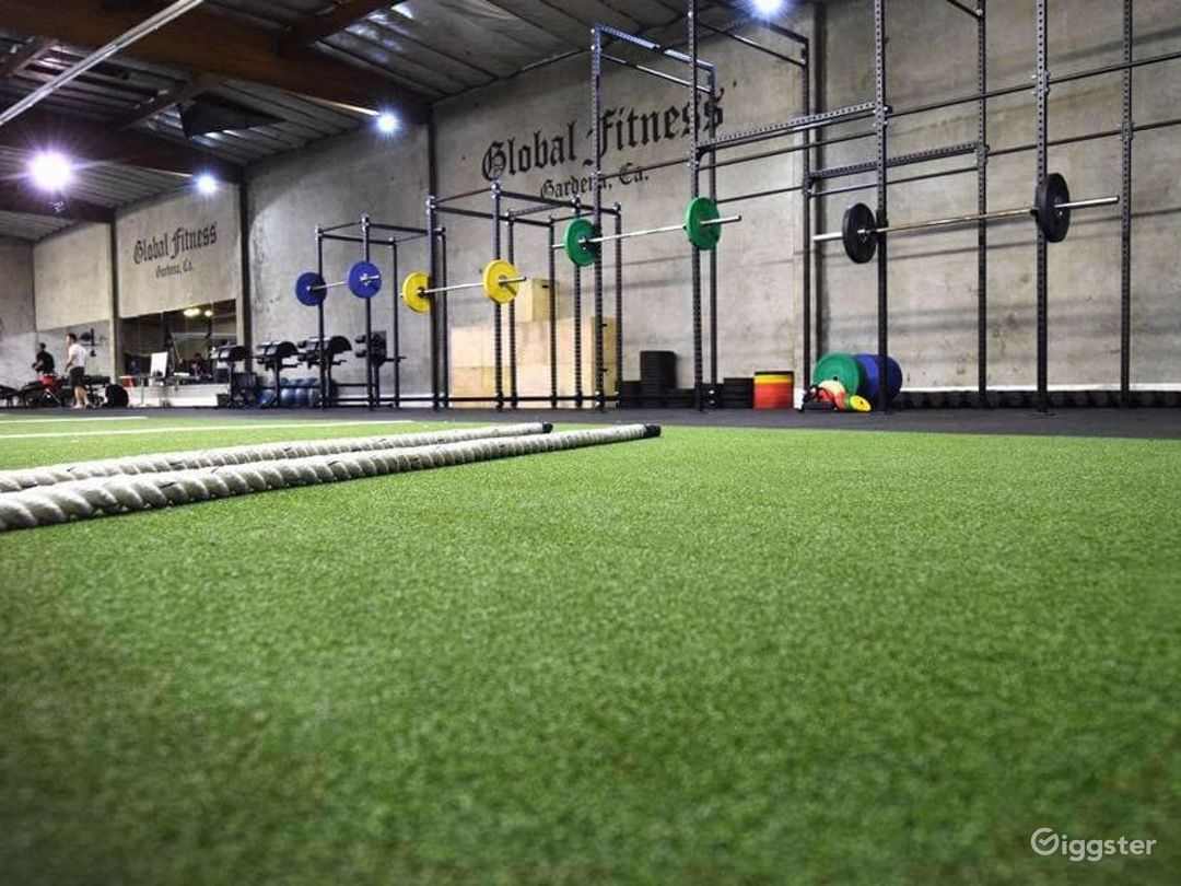 Private Gym with Boxing Ring - 10,000 SF Photo 1