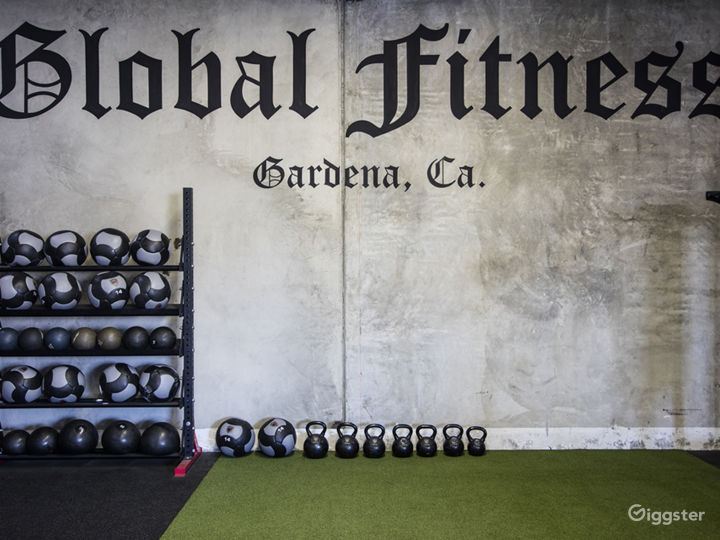 Private Gym with Boxing Ring - 10,000 SF Photo 4