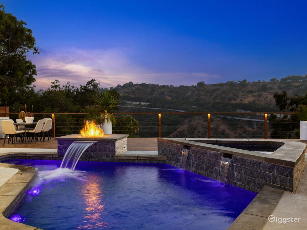 Modern Contemporary Bel Air Home Photo 1