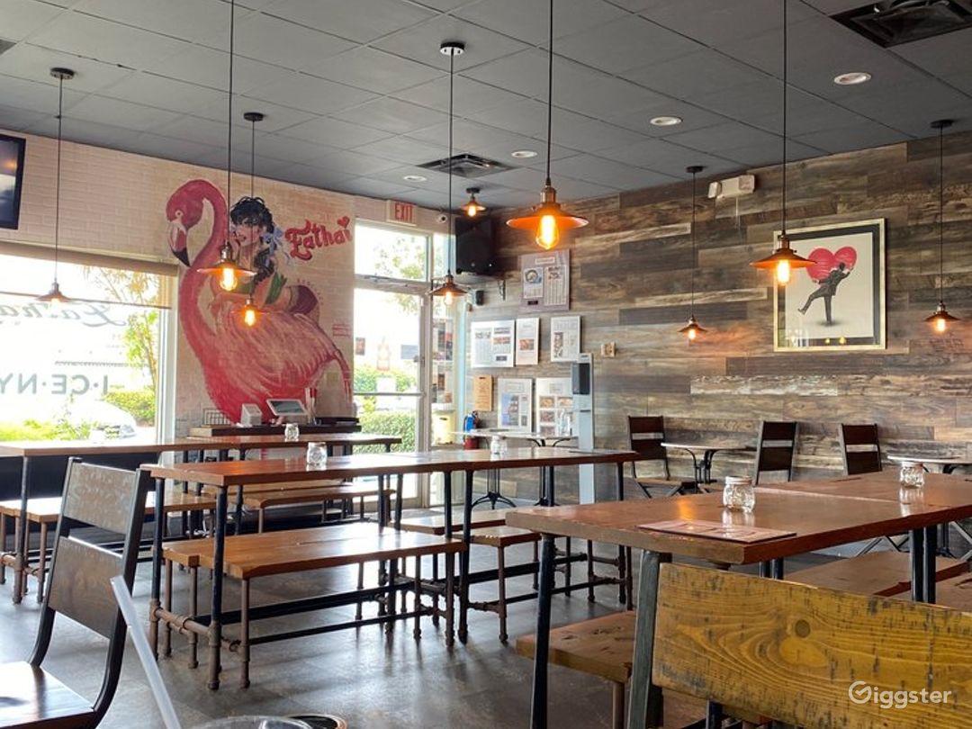 Modern Premier Thai Restaurant in Delray Beach Photo 1