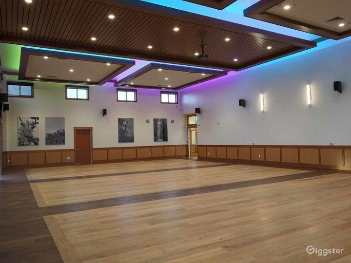 Stunning Large Hall in Fresno Photo 2