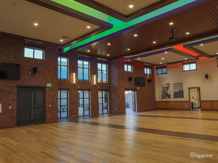 Stunning Large Hall in Fresno Photo 3