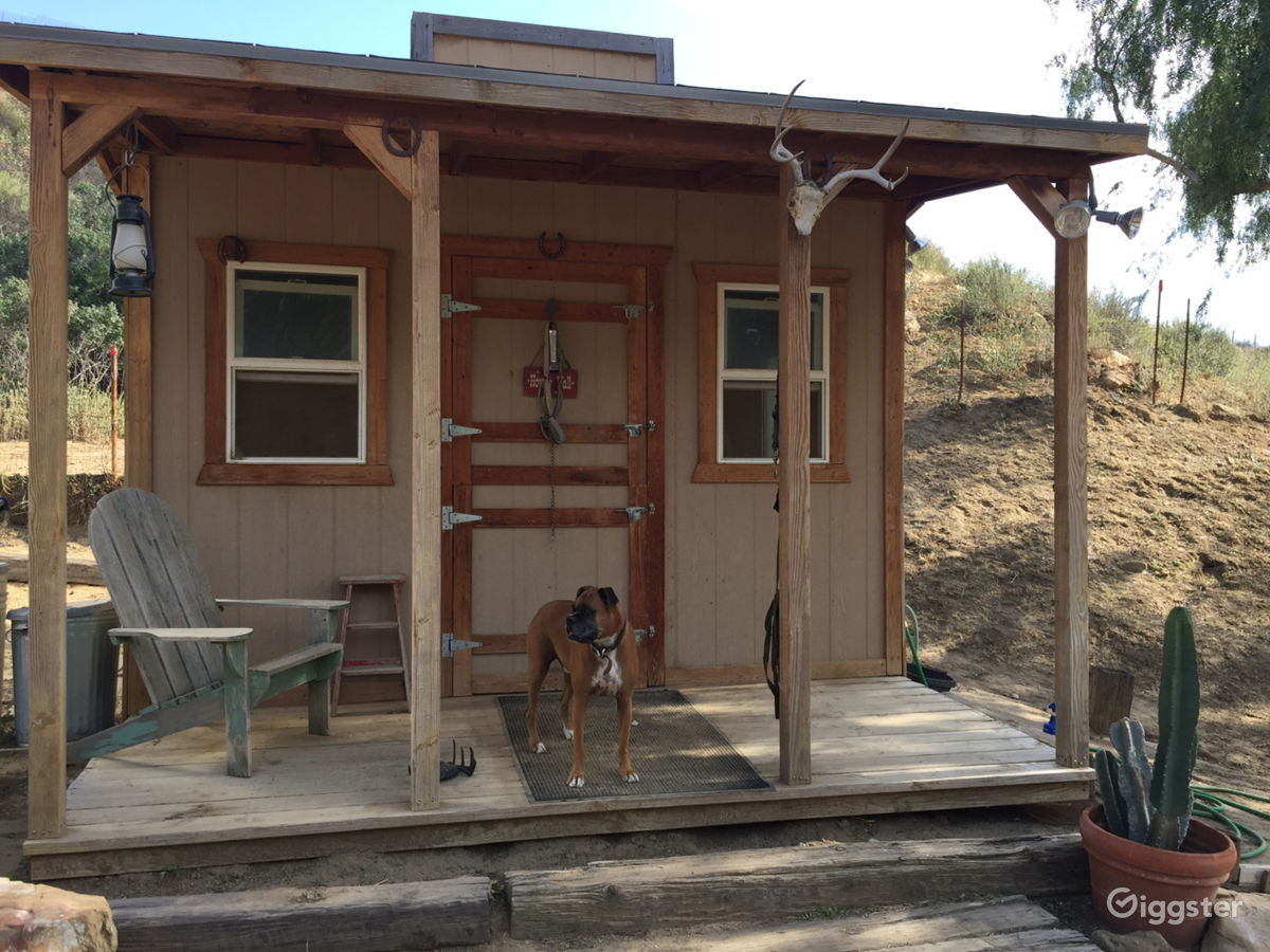 rent smoke tree ranch house ranch residential for film