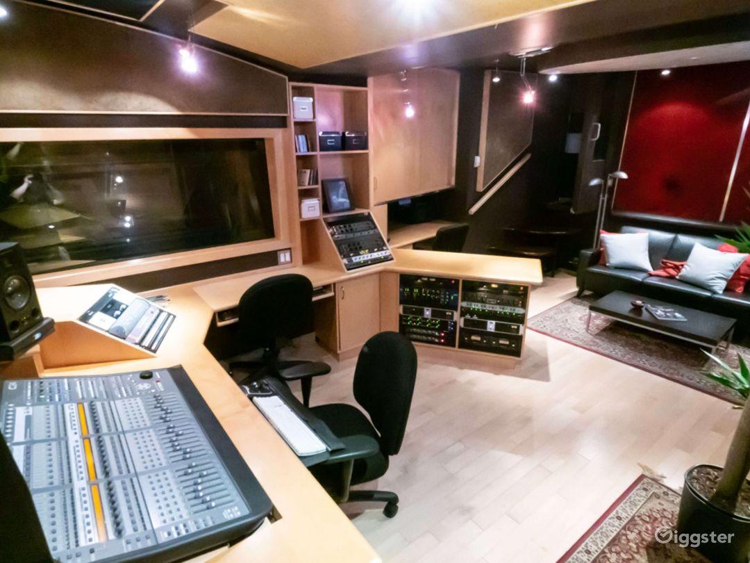 Recording Studio Photo 1