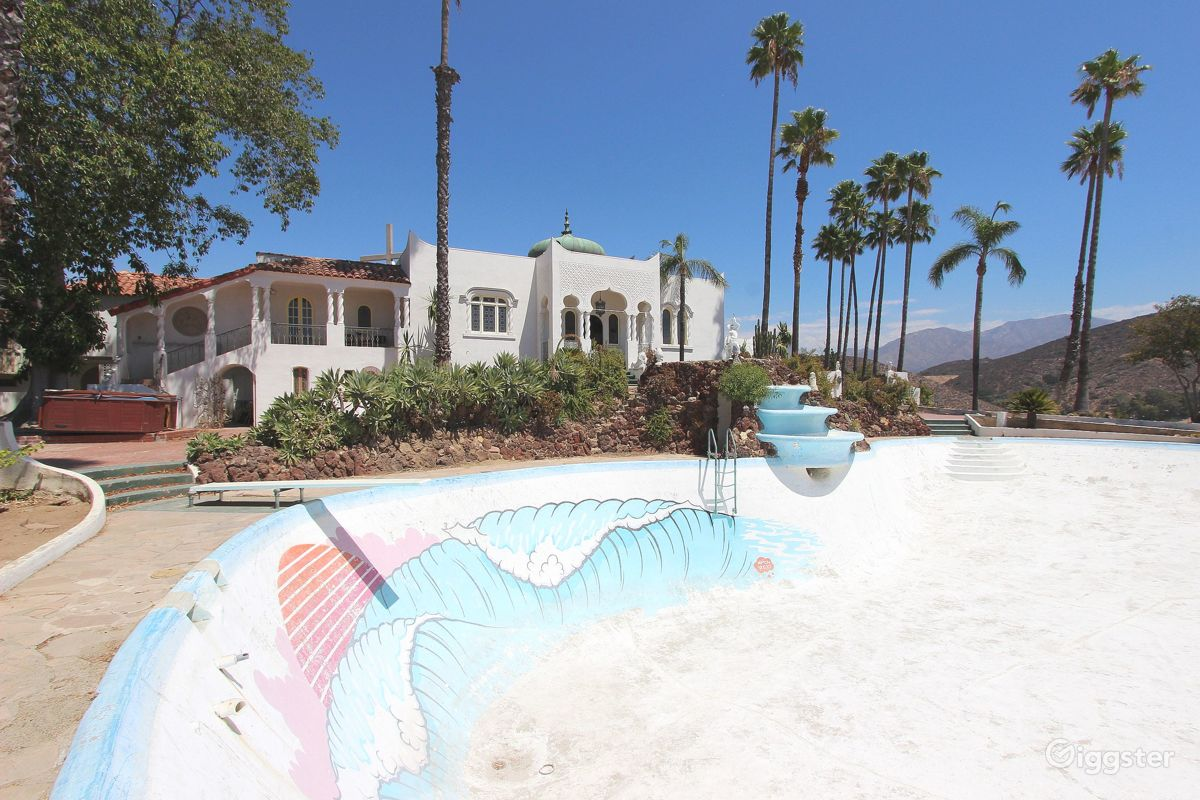 The Dogtown Moroccan Residential Filming Location In Los Angeles Ca 91040