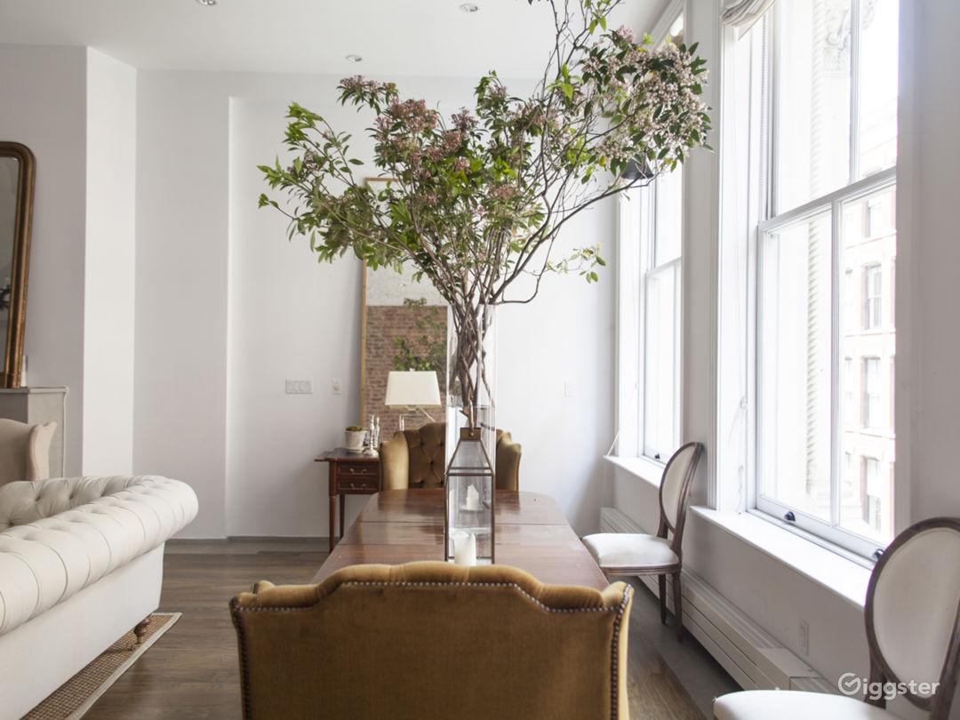 Soho / Tribeca Classic Loft  Photo 4