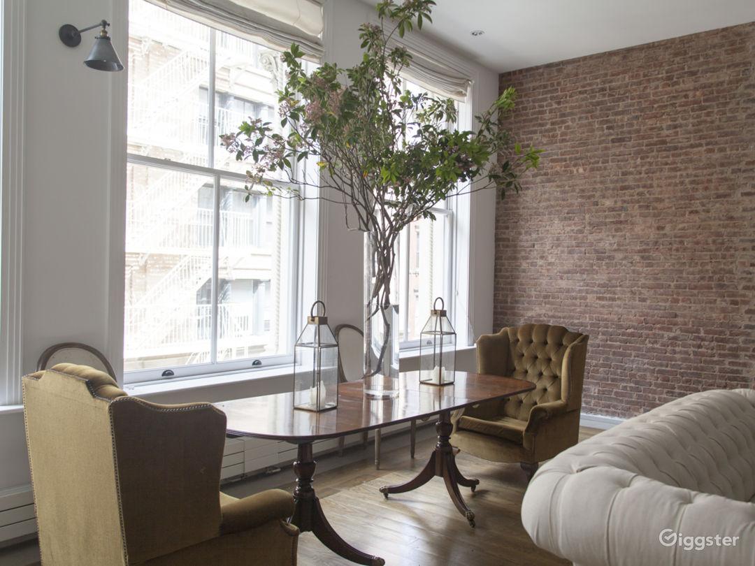 Soho / Tribeca Classic Loft  Photo 5