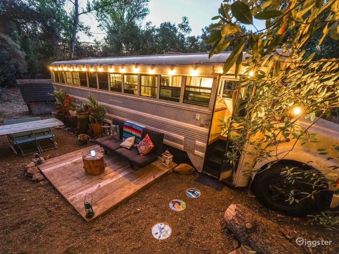 6493 Funky Multi-look Property with School Bus RV Photo 1