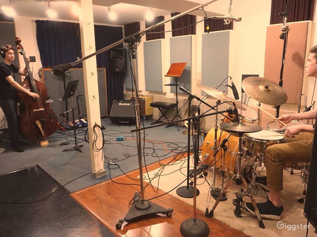 Multi-Function Sound and Recording Studio Photo 1