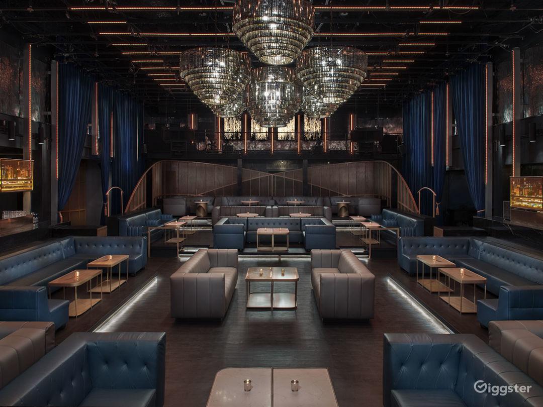 Elegant and Modern Nightclub in LA (Full Venue Buyout) Photo 1