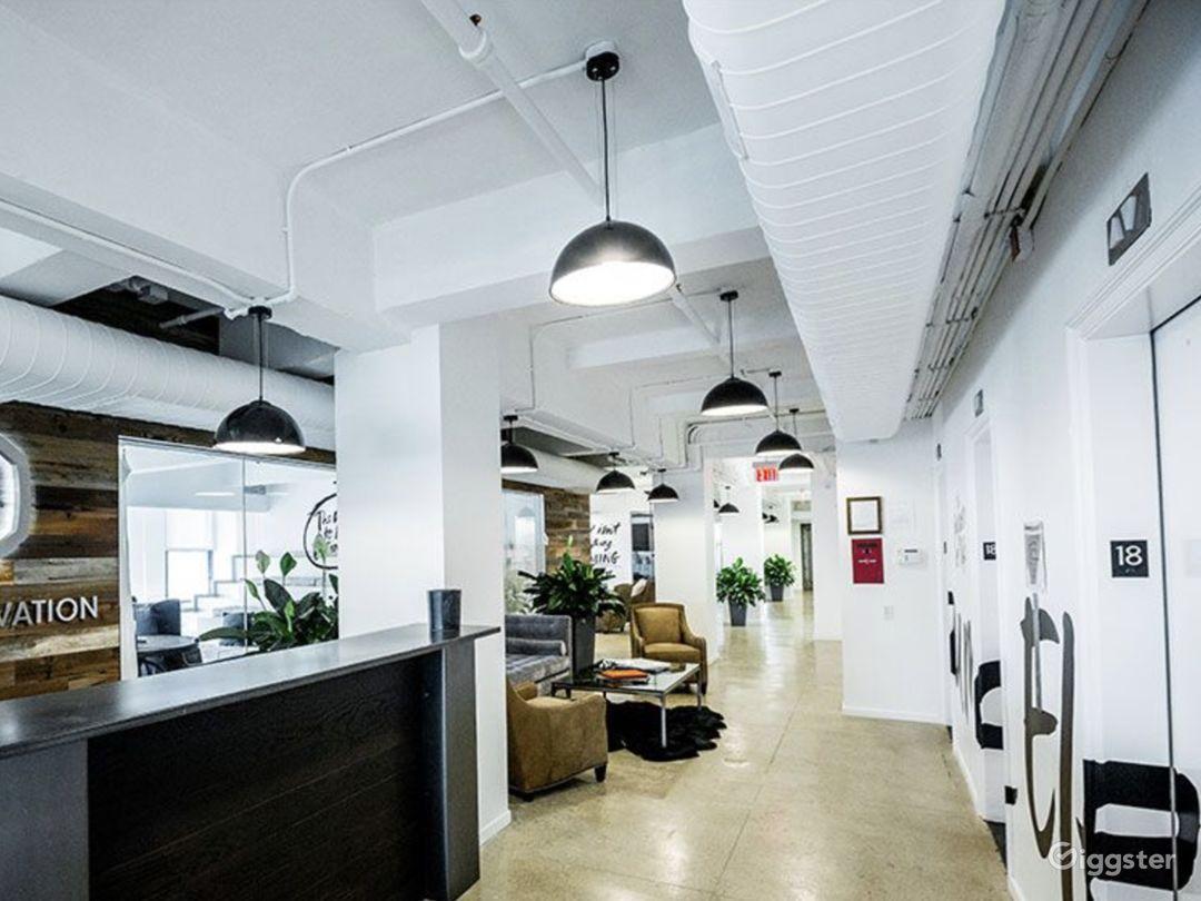 Reception Area:   We believe your problem