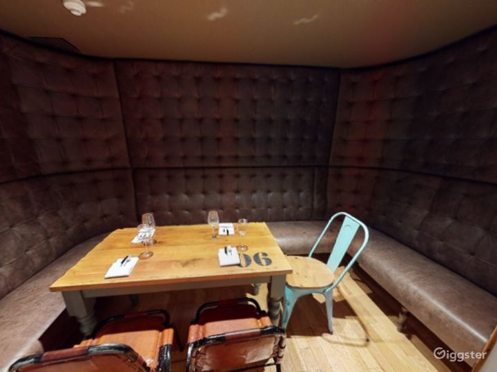 The Snug in Cromwell Road, London Photo 5