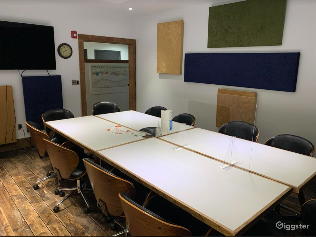 Create Conference Room In South Portland Photo 1