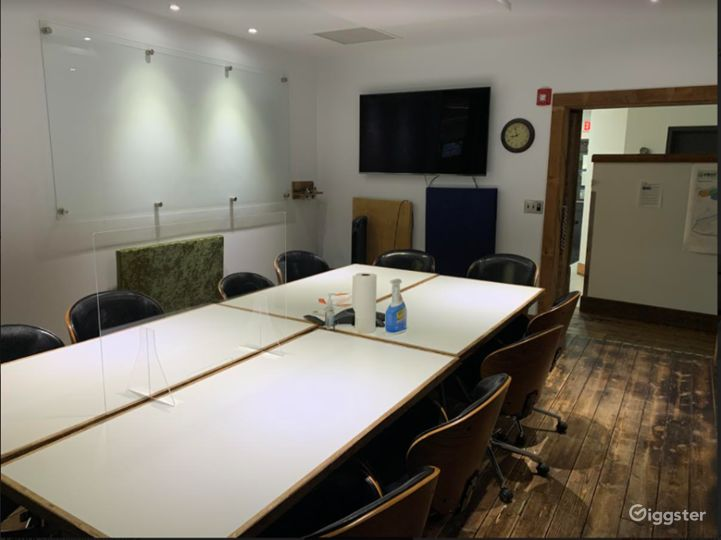 Create Conference Room In South Portland Photo 3