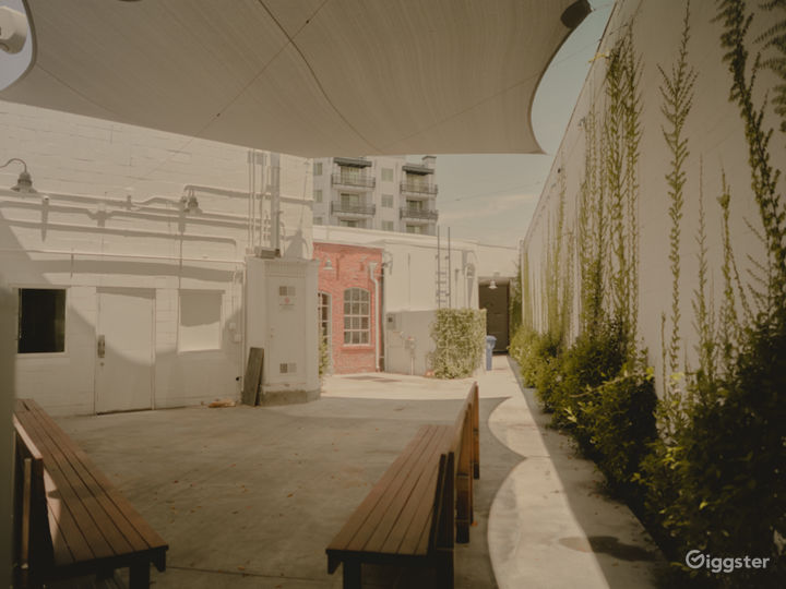 Beautiful Minimalist Arts District Space  Photo 4