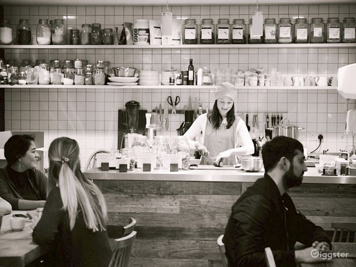 Organic Vegan Gluten-free Cafe  in Richmond Photo 4