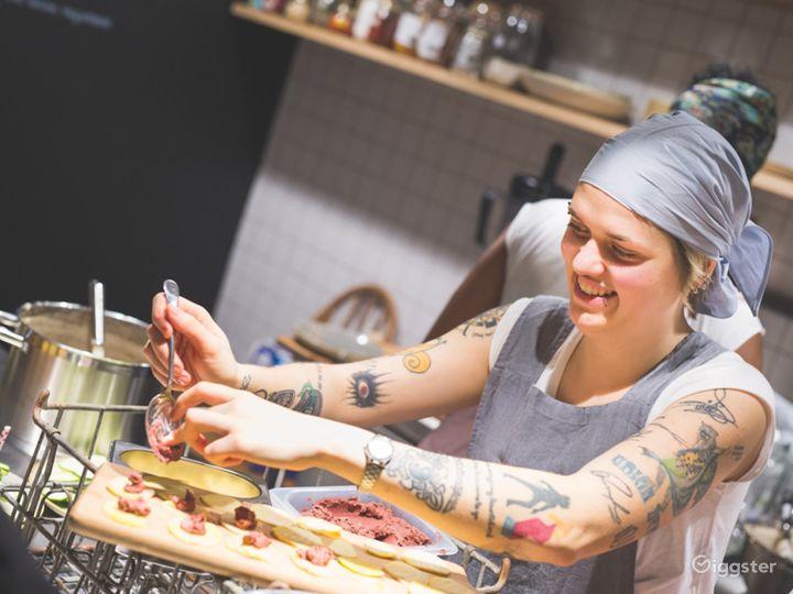 Organic Vegan Gluten-free Cafe  in Richmond Photo 3