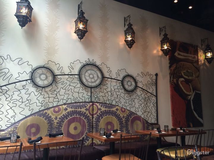 Chic Moroccan Vibe in Victory Park Photo 3