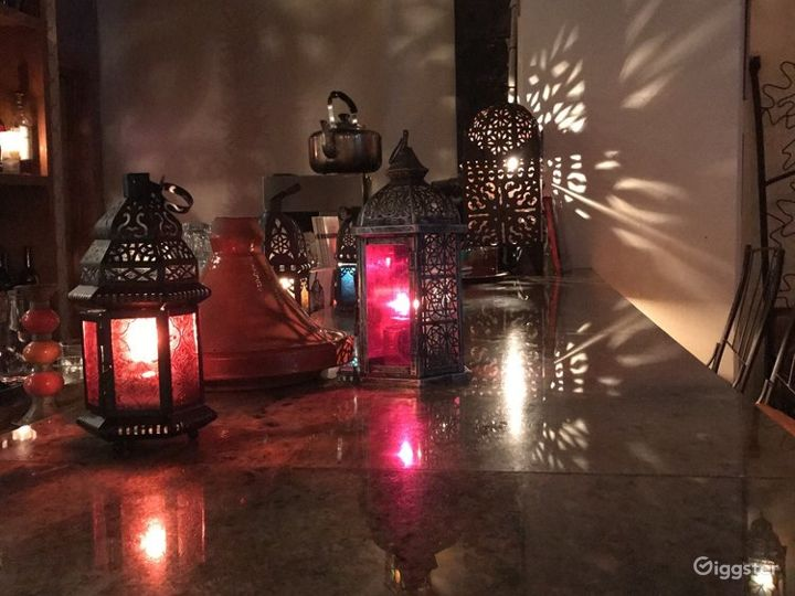Chic Moroccan Vibe in Victory Park Photo 5