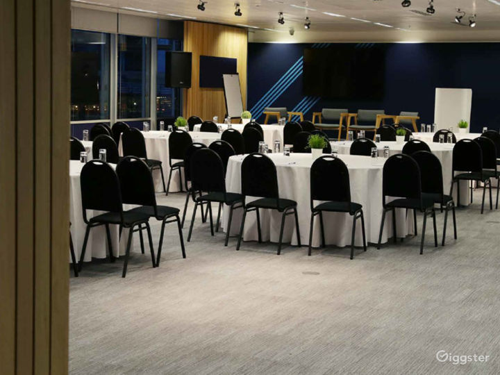 International Conference Centre (BUYOUT) Photo 3