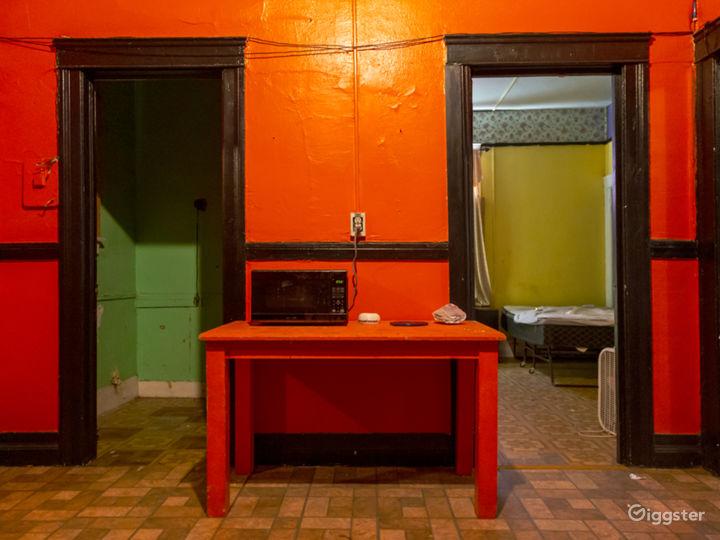Dilapidated Apartment w/ Garage/Storefront Photo 5