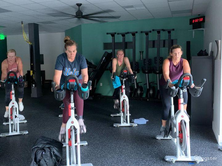 Cozy Cycling, Rowing, Cross-Training Studio Space Photo 3
