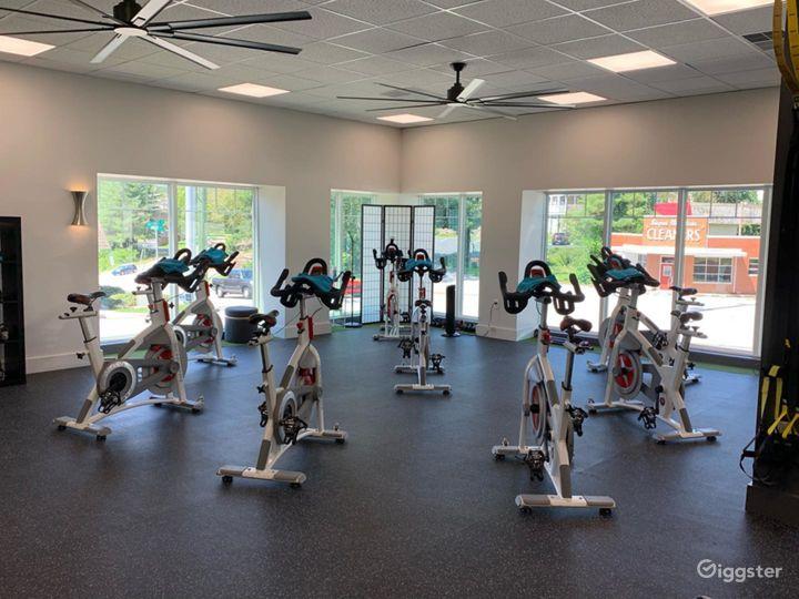 Cozy Cycling, Rowing, Cross-Training Studio Space Photo 2