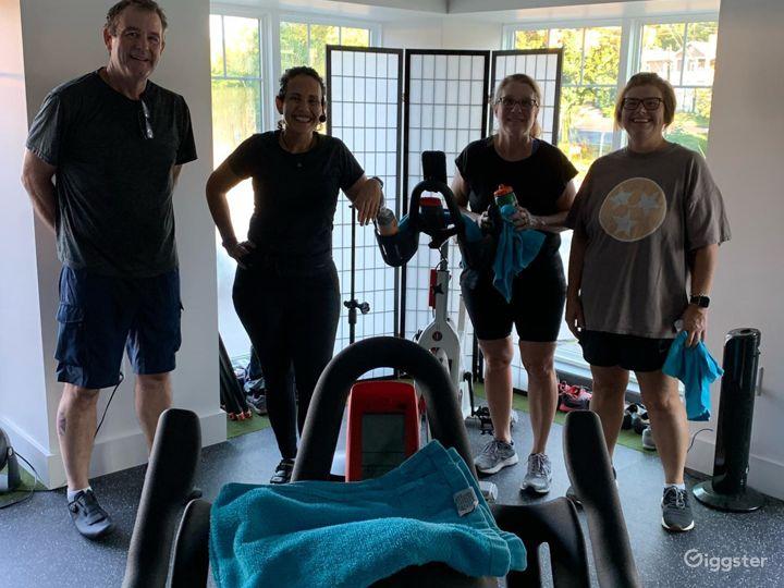 Cozy Cycling, Rowing, Cross-Training Studio Space Photo 5