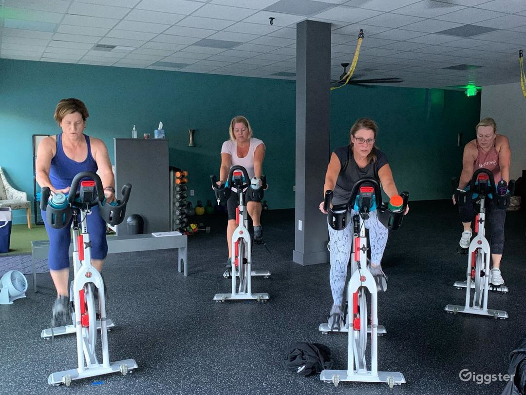 Cozy Cycling, Rowing, Cross-Training Studio Space Photo 1