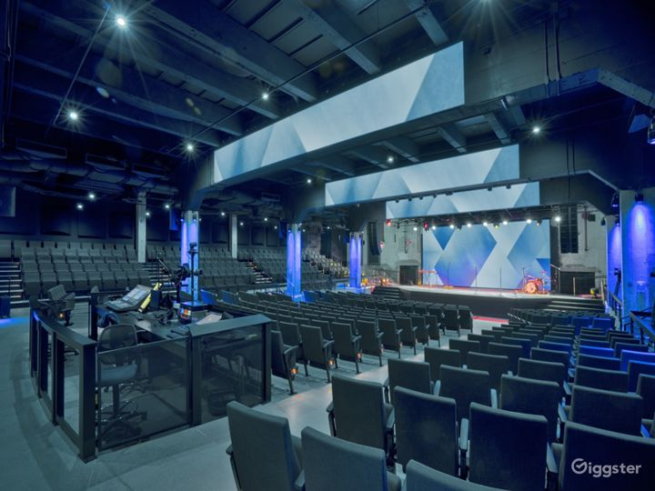 State of the Art Concert Hall in DC