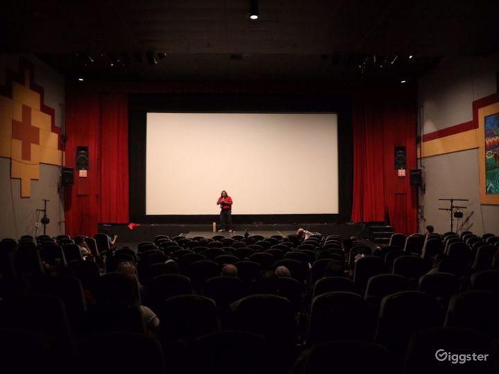 Neighborhood Arthouse Movie Theater in Downtown Santa Ana Photo 5