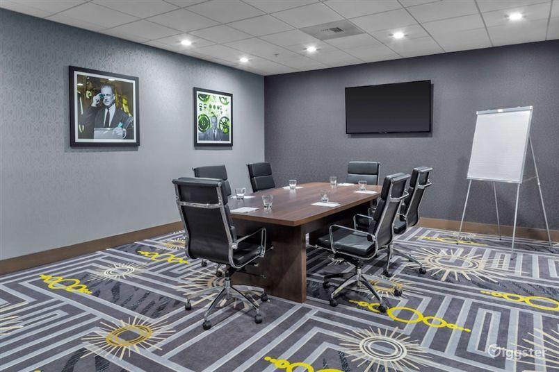 Neat Meeting Room  Photo 1