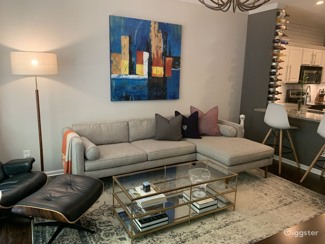 Bright Townhome Photo 4