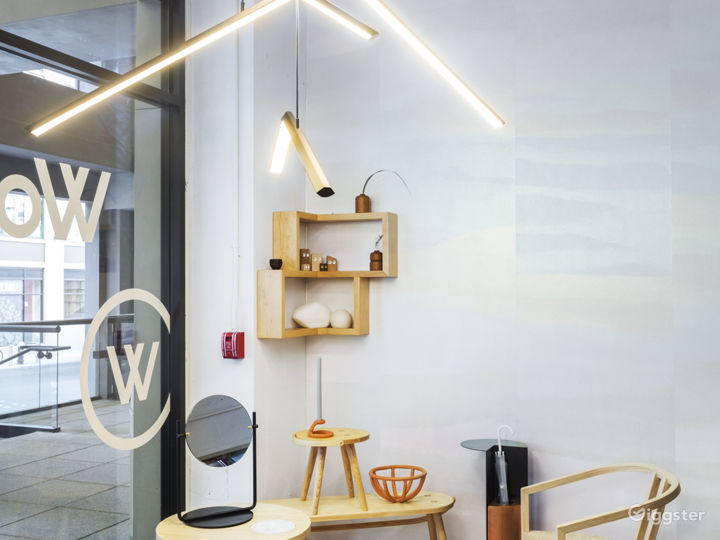 Contemporary, Light Filled Showroom Space Photo 3